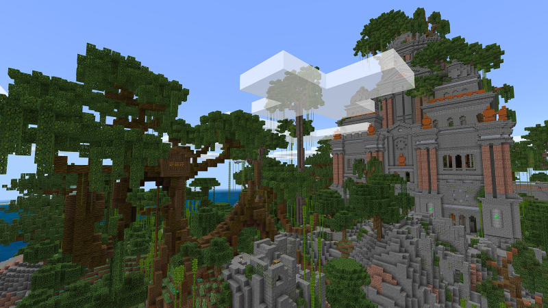 Panda Sanctuary Survival by BLOCKLAB Studios