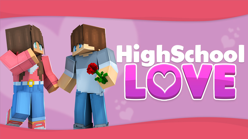 High School Love on the Minecraft Marketplace by 4KS Studios