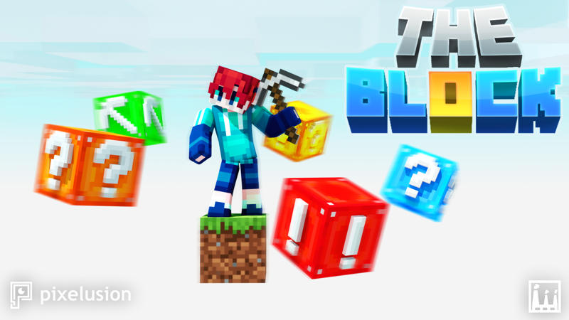 The Block on the Minecraft Marketplace by Pixelusion