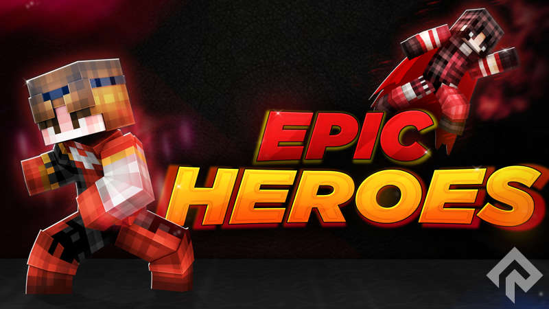 Epic Heroes on the Minecraft Marketplace by RareLoot