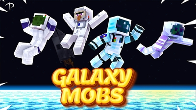 GALAXY MOBS on the Minecraft Marketplace by Pickaxe Studios