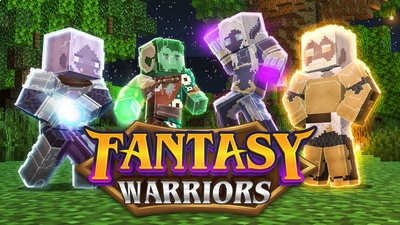 Fantasy Warriors on the Minecraft Marketplace by BLOCKLAB Studios