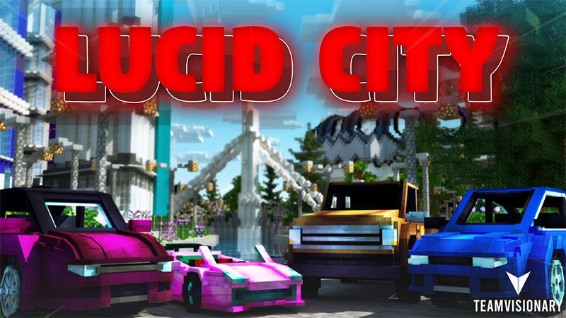 Lucid City on the Minecraft Marketplace by Team Visionary