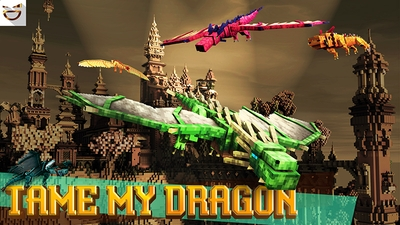 Tame my Dragon on the Minecraft Marketplace by Giggle Block Studios