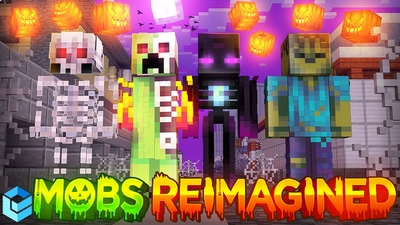 Mobs Reimagined on the Minecraft Marketplace by Entity Builds