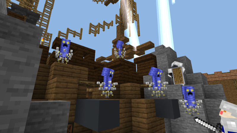 Advanced Creepers by Enchanted