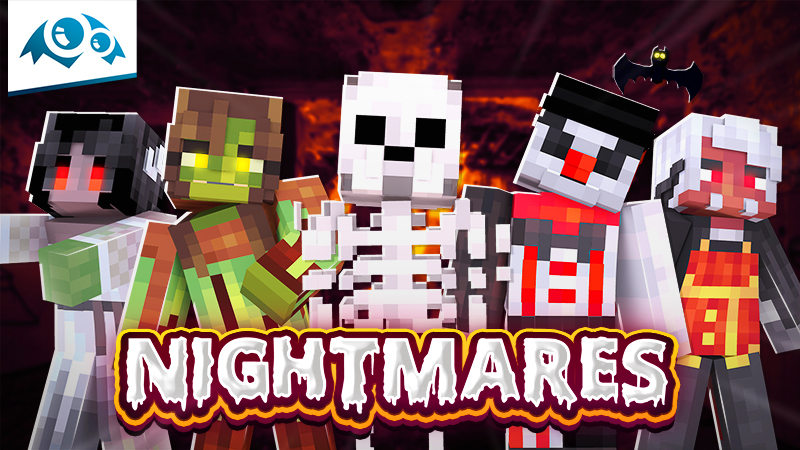 Nightmares on the Minecraft Marketplace by Monster Egg Studios