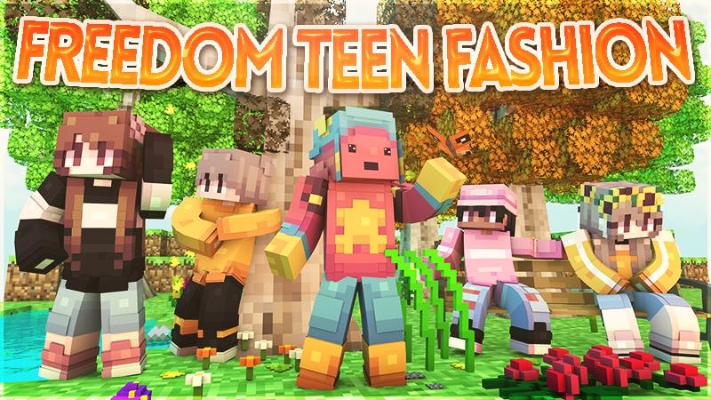 Freedom Teen Fashion on the Minecraft Marketplace by Kubo Studios