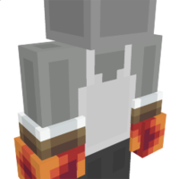 Lobster Claw Gloves on the Minecraft Marketplace by BLOCKLAB Studios