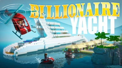 Billionaire Yacht on the Minecraft Marketplace by Cubed Creations