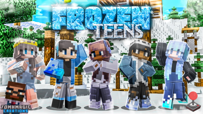 Frozen Teens on the Minecraft Marketplace by Tomhmagic Creations