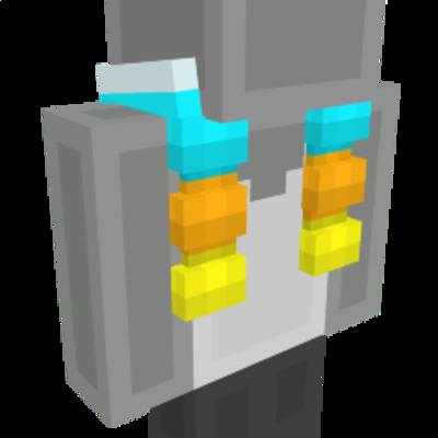 Neon Vest on the Minecraft Marketplace by Impulse