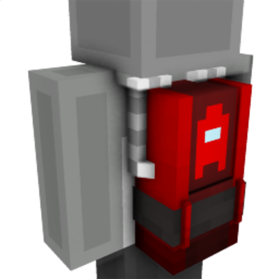 Impostor Oxygen Tanks on the Minecraft Marketplace by The Craft Stars