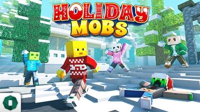 Holiday Mobs on the Minecraft Marketplace by Octovon