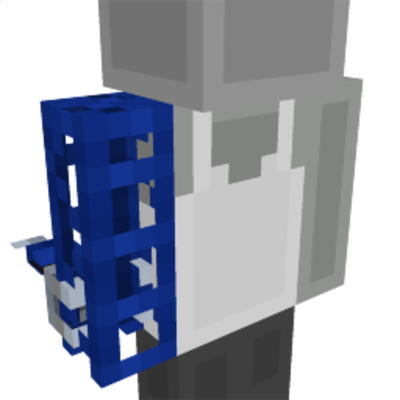 Blue Crane Boom Arm on the Minecraft Marketplace by Jigarbov Productions