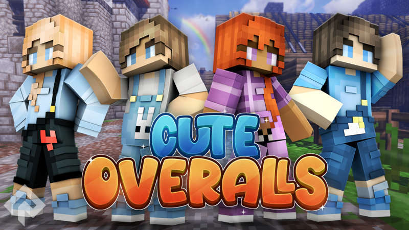 Cute Overalls on the Minecraft Marketplace by RareLoot