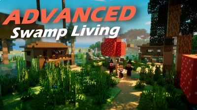 Advanced Swamp Living on the Minecraft Marketplace by Fall Studios