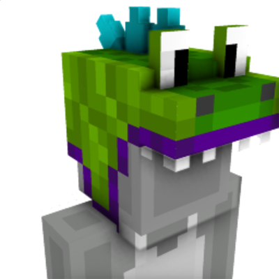 Dino Mike on the Minecraft Marketplace by UnderBlocks Studios