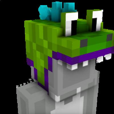 Dino Mike on the Minecraft Marketplace by UnderBlocks Studios