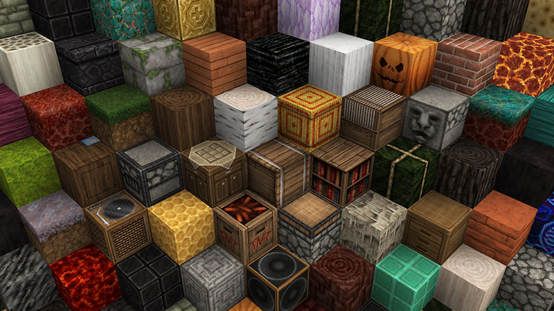 Realistic Textures HD by Square Dreams