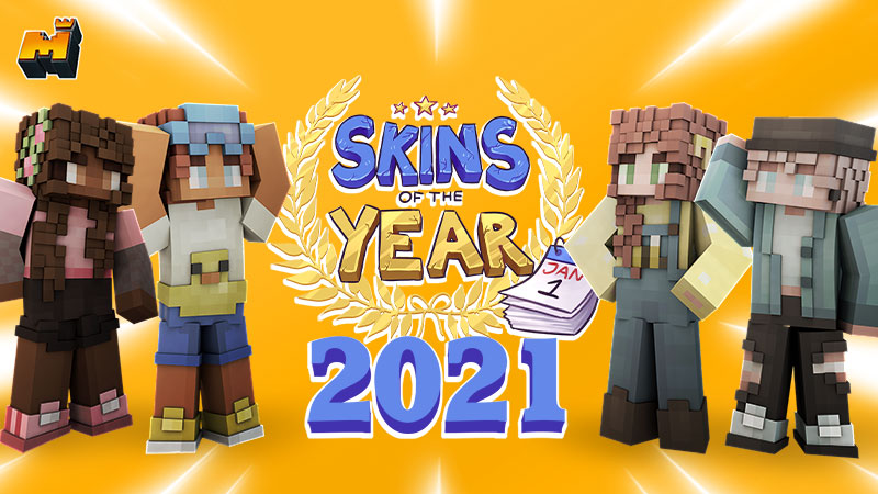 Skins of the Year 2021