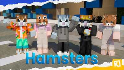 Hamsters on the Minecraft Marketplace by Kuboc Studios