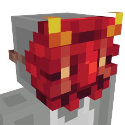 Oni Mask on the Minecraft Marketplace by Pathway Studios
