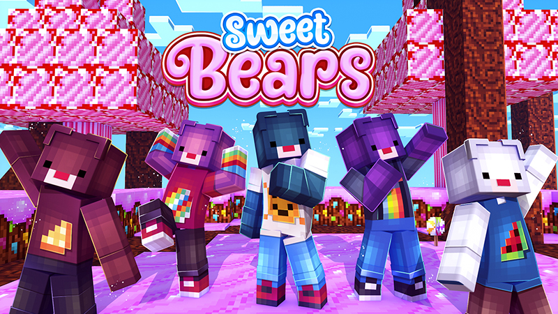 Sweet Bears on the Minecraft Marketplace by Diluvian