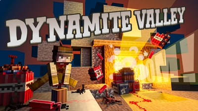 Dynamite Valley on the Minecraft Marketplace by BLOCKLAB Studios