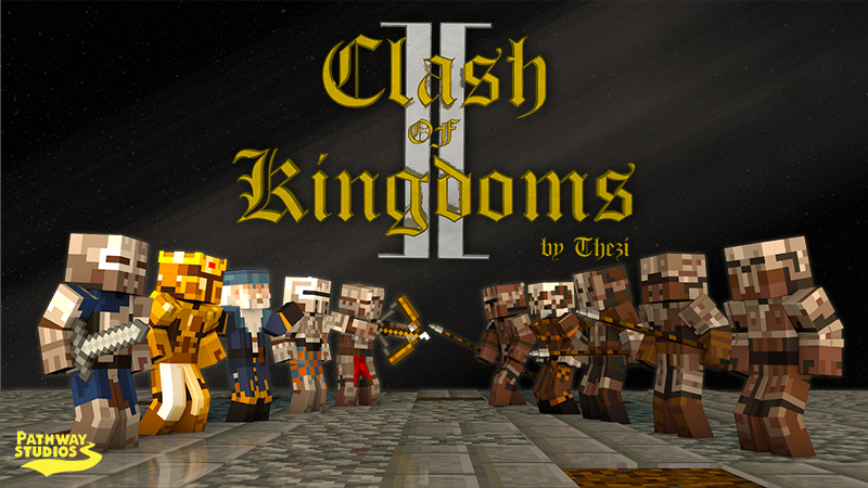 Clash of Kingdoms II on the Minecraft Marketplace by Pathway Studios