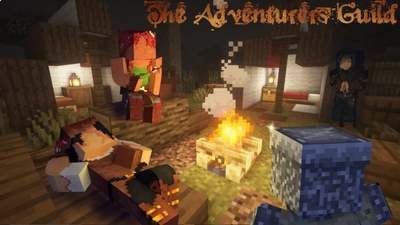 The Adventurers Guild on the Minecraft Marketplace by Cynosia