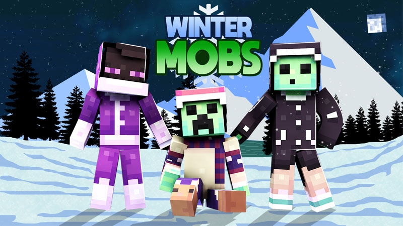 Winter Mobs on the Minecraft Marketplace by Kubo Studios