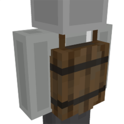 Barrel Apparel on the Minecraft Marketplace by CubeCraft Games