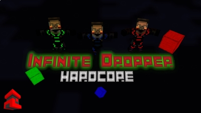 Infinite Dropper Hardcore on the Minecraft Marketplace by Project Moonboot