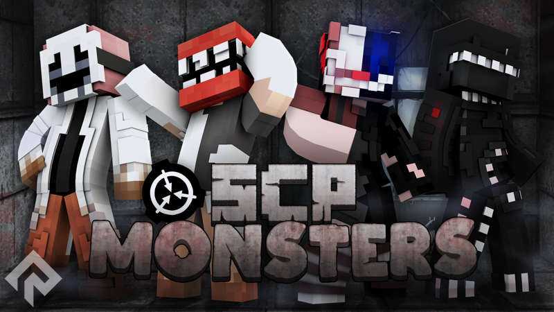 SCP Monsters on the Minecraft Marketplace by RareLoot