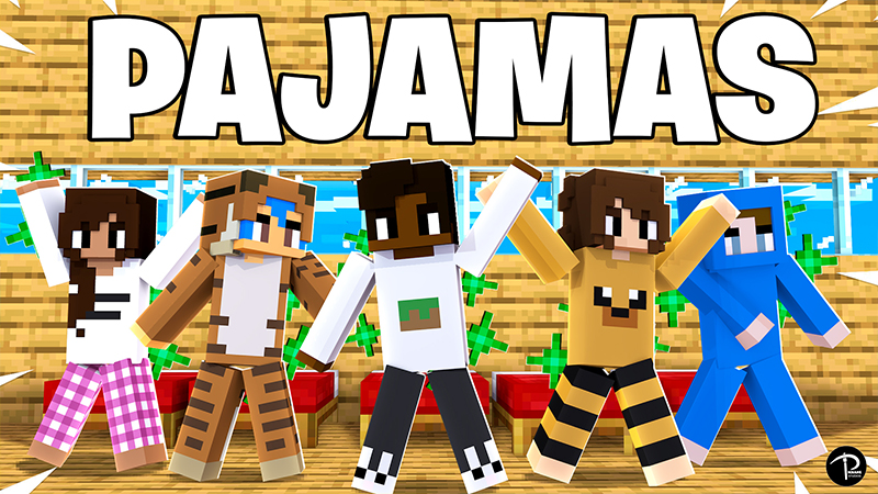 Pajamas on the Minecraft Marketplace by Pickaxe Studios
