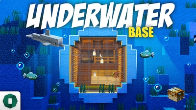 Underwater Base on the Minecraft Marketplace by Octovon