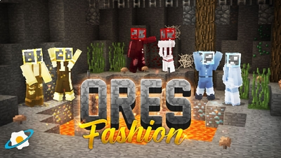 Ores Fashion on the Minecraft Marketplace by NovaEGG