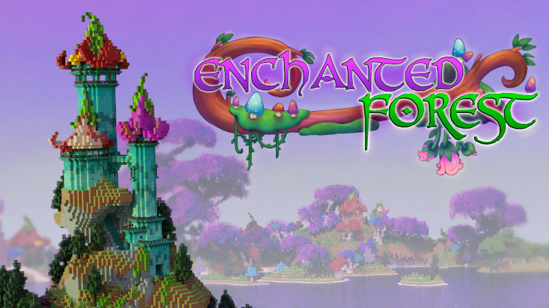 Enchanted Forest on the Minecraft Marketplace by BTWN Creations