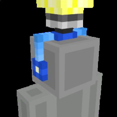 Light Bulb Headband on the Minecraft Marketplace by 57Digital