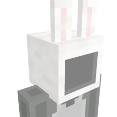 Bunny Hood on the Minecraft Marketplace by Razzleberries