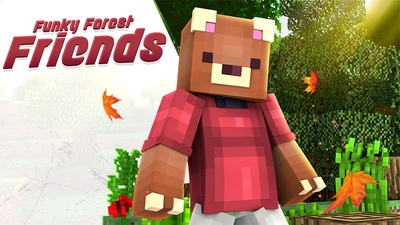 Funky Forest Friends on the Minecraft Marketplace by Glowfischdesigns