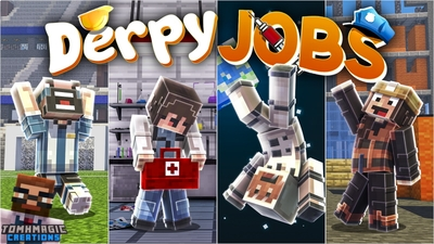 Derpy Jobs on the Minecraft Marketplace by Tomhmagic Creations