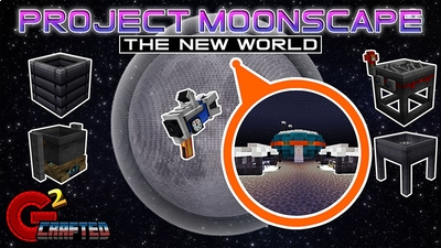 Project Moonscape on the Minecraft Marketplace by G2Crafted
