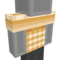 Ice Cream Cone Top on the Minecraft Marketplace by Paragonia
