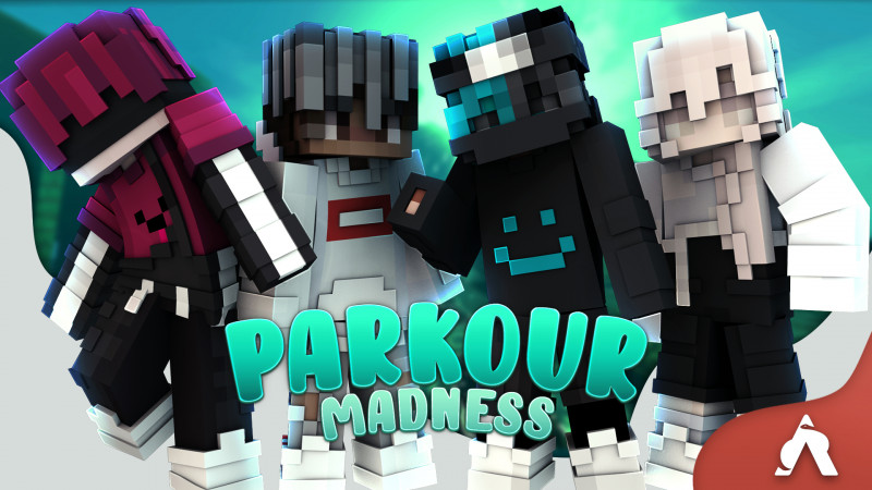 Parkour Madness on the Minecraft Marketplace by Atheris Games
