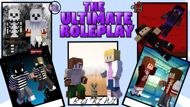The Ultimate Roleplay on the Minecraft Marketplace by Builders Horizon