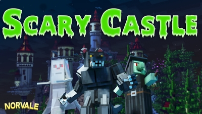 Scary Castle on the Minecraft Marketplace by Norvale