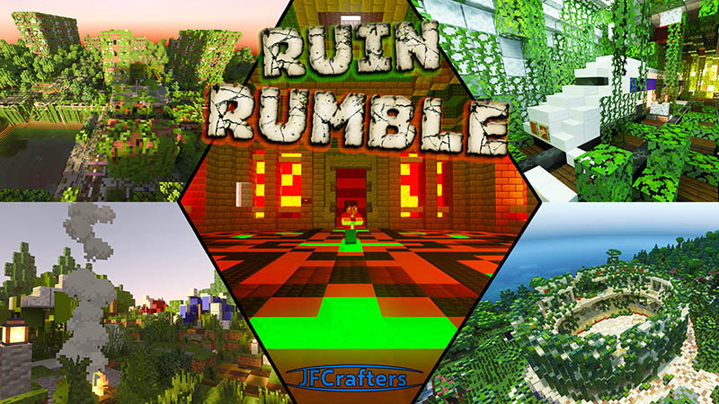 Ruin Rumble  on the Minecraft Marketplace by JFCrafters