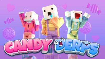 Candy Derps on the Minecraft Marketplace by Norvale